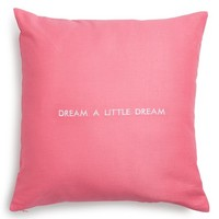kate spade new york 'words of wisdom' accent pillow | Nordstrom