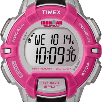 Timex Originals  Performance Ladies Ironman Rugged 30 Lap Chronograph Watch
