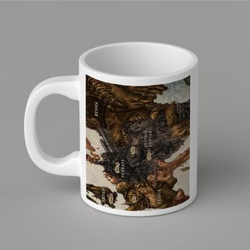 Gift Mugs | Epic World Ceramic Coffee Mugs