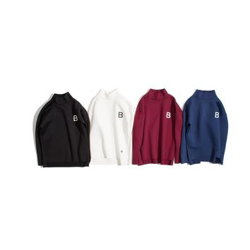 Pullover Tops Couple Hoodies [10795337603]