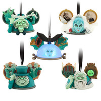 The Haunted Mansion Ear Hat Ornament Set - Limited Edition
