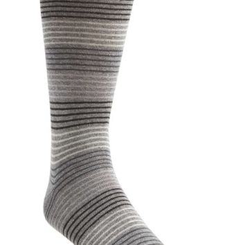 Men's Lorenzo Uomo Stripe Socks (3 for $30)