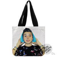 Matthew Espinosa magconNew Hot, handmade bag, canvas bag, tote bag