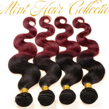 RUBY RED HAIR BIG BUNDLE DEAL!