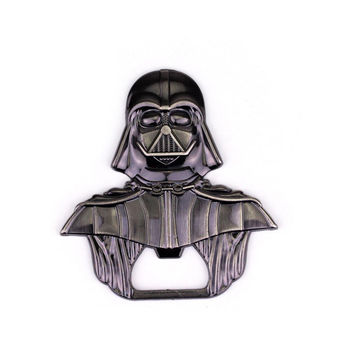 New Hot Movie star wars Darth Vader Bar Beer Bottle Opener Metal Alloy style model figure Kitchen Tools for souvenirs keychain