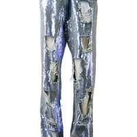 Ashish Sequin Trouser