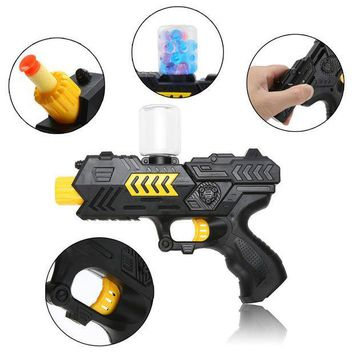 ICIK272 CS Game Shooting Water Crystal Gun 2-in-1 Air Soft Gun Airgun Paintball Gun Kids Funny Toy Guns with Bullets