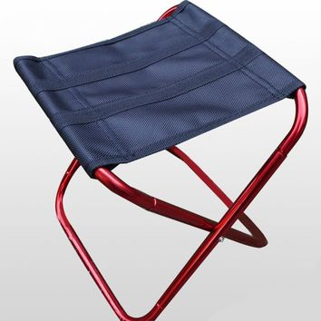 Portable Outdoor Aluminium Alloy Folding Beach Chair