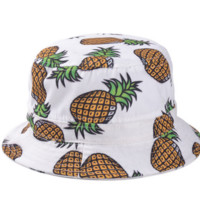 Pineapple Bucket Hat