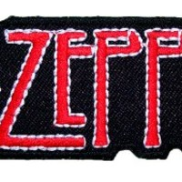 Led Zeppelin Rock Band t Shirts Logo ML09 Iron on Patches