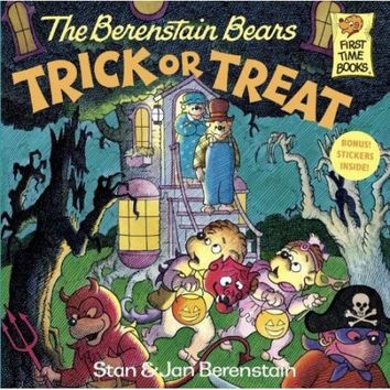 The Berenstain Bears Trick or Treat - Walmart.com
