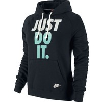 Nike Women's Rally Just Do It Hoodie Dick's Sporting Goods