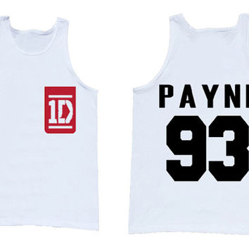 One Direction Liam Payne tank top