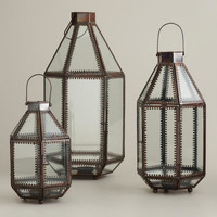 Kamali Tabletop Lanterns | World Market