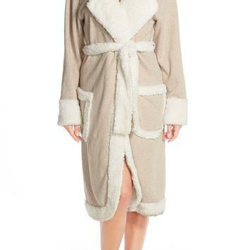 UGG Australia | Duffield Deluxe Fleece Robe | Nordstrom Rack