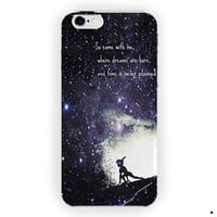 Peter Pan Quotes Movie Disney For iPhone 6 / 6 Plus Case