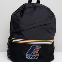 K-Way festival Backpack at asos.com
