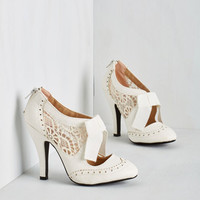 Fairytale The List Goes Awe and On Heel by ModCloth