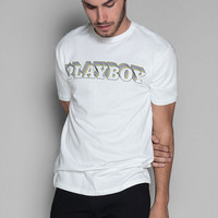 3D Logo Graphic Tee