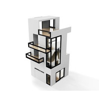 Brinca Dada Bennet House Doll House at Velocity Art And Design - Your home for modern furniture and accessories in Seattle and the US.