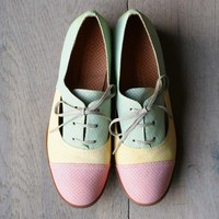 INGRA ORANGE :: SHOES :: CHIE MIHARA SHOP ONLINE