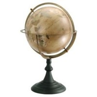 One Kings Lane - Accents We Love - Barreveld Globe on Stand, Large