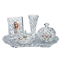 Shannon 5piece Vanity Set