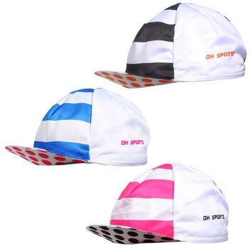 2018 Outdoor Sports Caps Breathable Cycling Bike headband Cap Bicycle Helmet Wear Cycling Hat Skiing Climbing hiking cap