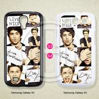 One direction, Samsung Galaxy S3 S4 S5 Case, Samsung Galaxy Note 2 3 case, Case for Samsung -S0640
