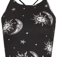 **Folly Crop Top by Motel - Topshop