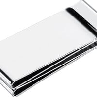 Visol Trio Stainless Steel Money Clip