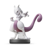 Mewtwo Super Smash Brothers Series amiibo (US Version)
