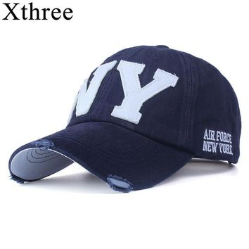 Unisex Baseball Cap Summer Spring Men Women Bone Fashion Cotton Embroidery Hat
