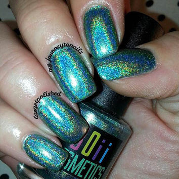 Fairytales come true  Holographic nail polish - Boii Nail polish