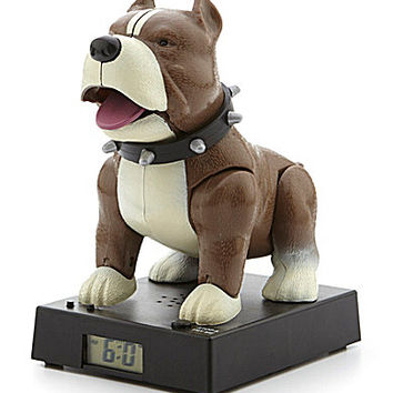 Barking Guard Dog Alarm Clock