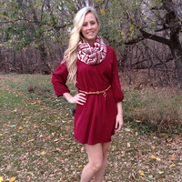 Holiday Bliss Dress
