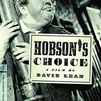 Charles Laughton & John Mills & David Lean-Hobson's Choice