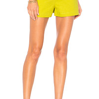 Lovers + Friends Kala Short in Lime | REVOLVE