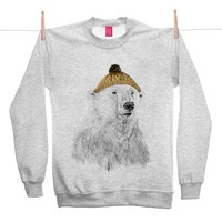 Bob Unisex Sweater | LA LA LAND