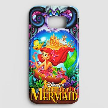 Ariel Tattoo Doodle Samsung Galaxy S8 Plus Case