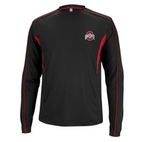 Ohio State Buckeyes Colorblock Performance Tee
