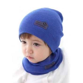 Childlush Winter Hat and Neck Guard