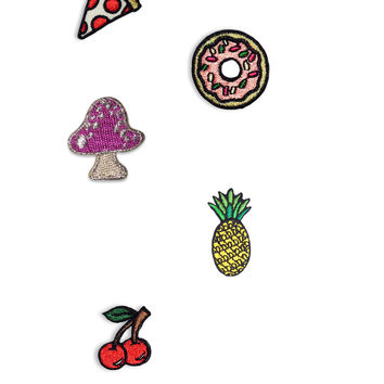 Food Patch Set (5 Patches)