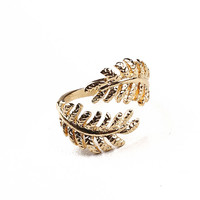 Fern+Leaf+Ring