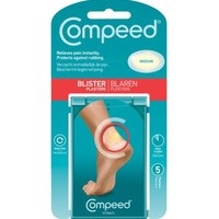 Compeed Blister Hydrocolloid - Medium - 5 Plasters