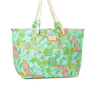 Lilly Pulitzer Shoreline State Tote