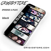 Tokyo Ghoul (2) For Iphone 6 Plus Case YG