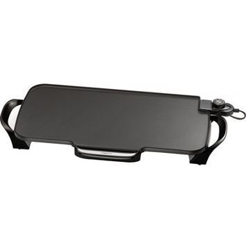 Presto 22-inch Electric Griddle with removable handles - Walmart.com