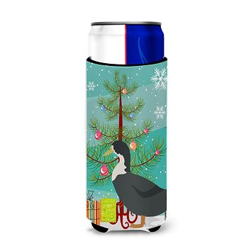 Blue Swedish Duck Christmas Michelob Ultra Hugger for slim cans BB9229MUK