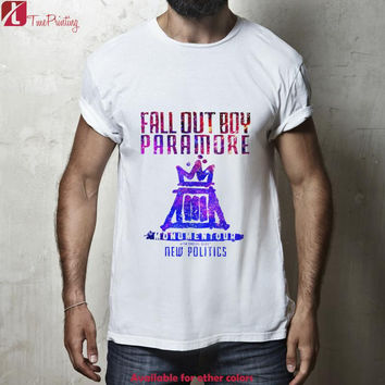 Fall Out Boy Paramore Merch for Men T-Shirt, Women T-Shirt, Unisex T-Shirt